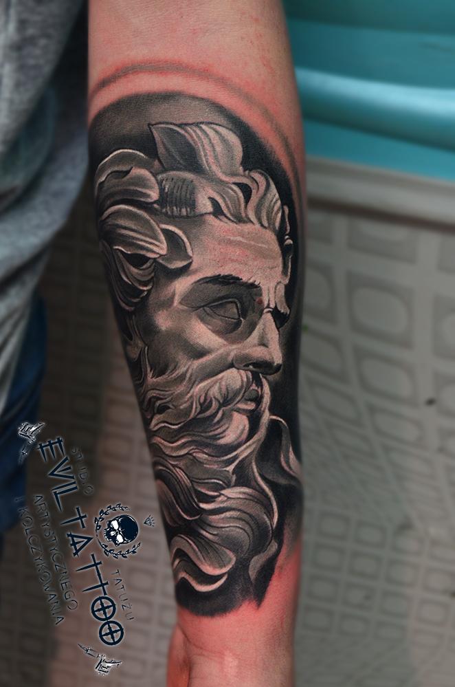 Eviltattoo Studio Tatuażu Artystycznego
