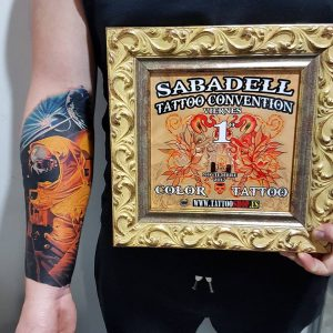 Chwała Bohaterom Eviltattoo Studio Tatuażu